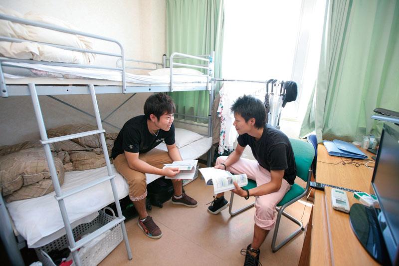 掛川自動車学校の宿泊施設詳細