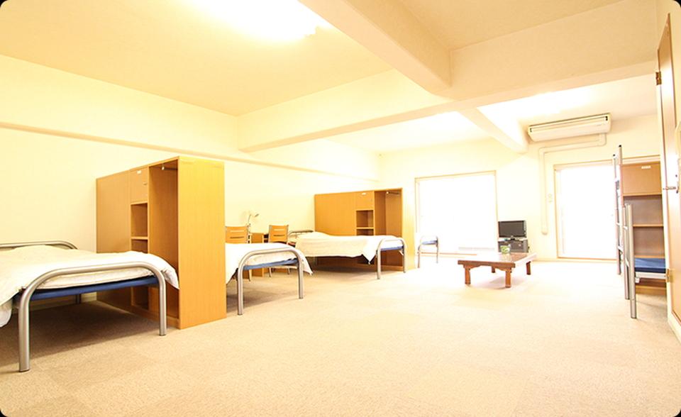 共立自動車学校・日野の宿泊施設詳細