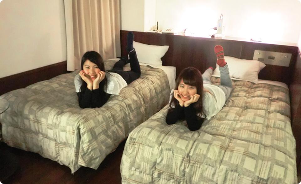 マツキドライビングスクール太陽校の宿泊施設詳細