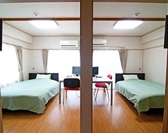 那須自動車学校の宿泊施設詳細