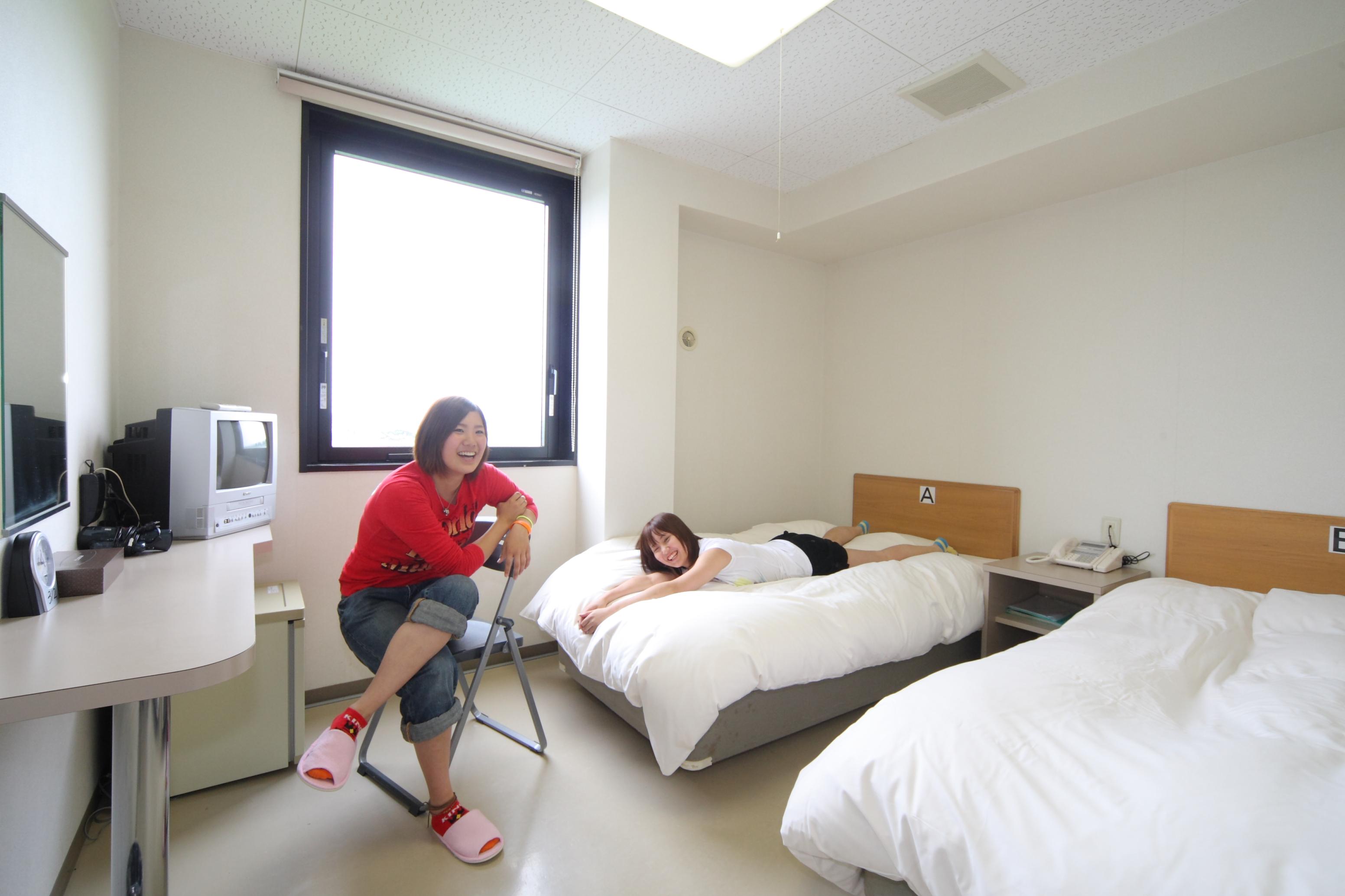 白根中央自動車学校の宿泊施設詳細