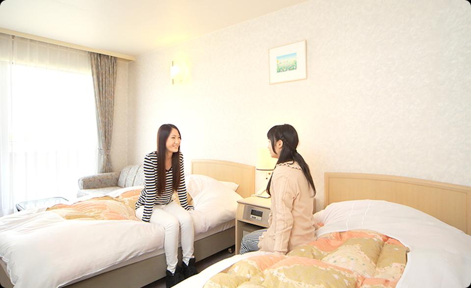 静岡県セイブ自動車学校の宿泊施設詳細