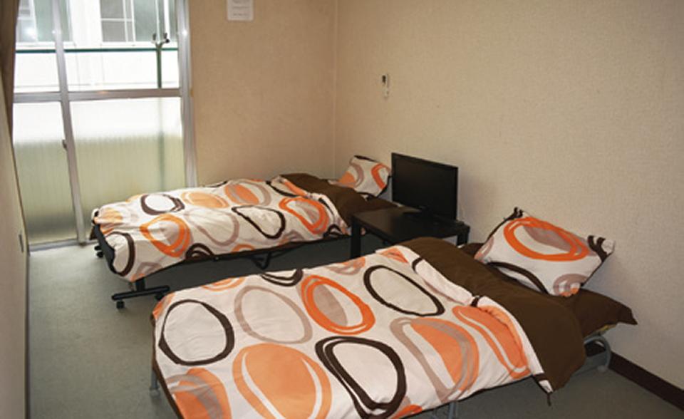 上野原自動車教習所の宿泊施設詳細