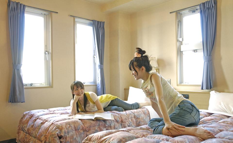 安来ドライビングスクールの宿泊施設詳細